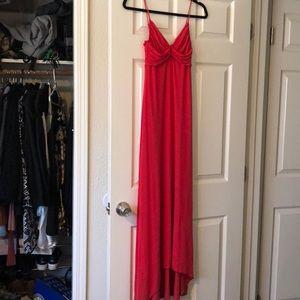 Like new BCBG Max Azria formal dress size Medium